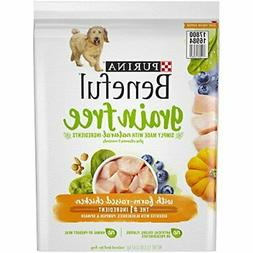 Purina Beneful Grain-Free With Real Farm-Raised Chicken