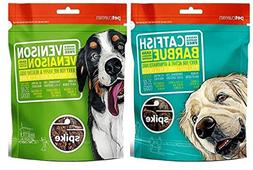 Petcurean Grain & Gluten Free Premium Jerky Dog Treats 2 Fla