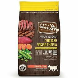 Merrick Grain Free Healthy Weight Recipe Dog Food, 25 lbs.