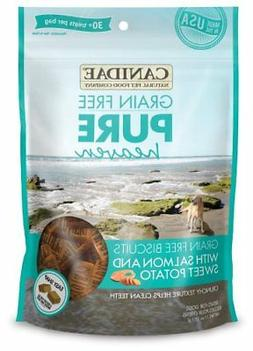 Canidae Grain Free Pure Heaven Dog Biscuits With Salmon & Sw
