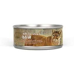 Taste Of The Wild Grain Free Real Meat Recipe Premium Wet Ca
