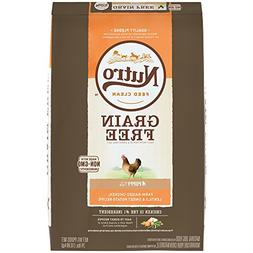 NUTRO Grain Free Puppy Farm-Raised Chicken, Lentils and Swee
