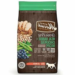 Merrick Grain Free Real Rabbit & Chickpeas Recipe Dry Dog Fo