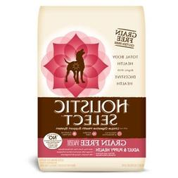 Holistic Select Grain Free Salmon Dog Food 26lb