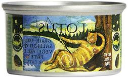 Grain Free Salmon and Vegetable Canned Cat Food , Wet/Canned