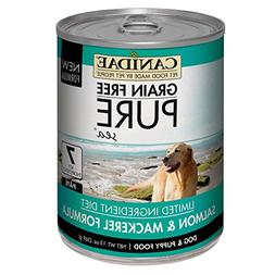 Canidae Grain Free Pure Sea Dog Wet Formula With Salmon & Ma
