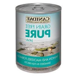 Canidae Grain Free Pure Sea Salmon & Mackerel Canned Dog Foo