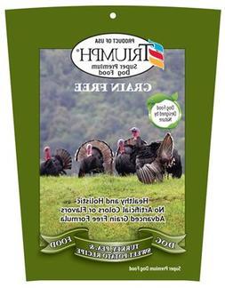 Triumph Grain-Free Turkey, Pea and Sweet Potato Dog Food, 3