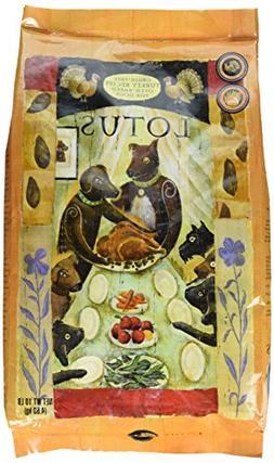 Lotus Grain Free Turkey 10lb
