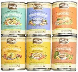 Merrick Grain Free Wet Dog Food Variety Pack, 6 Flavors, 13.