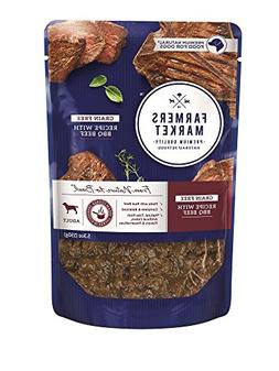Farmers Market Pet Food Premium Natural Grain-Free Wet Dog F