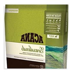 ACANA Grasslands Dry Dog Food 25 lb. Bag made with Grass-Fed