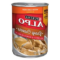 Purina ALPO Gravy Cravers Canned With Chicken in Gravy Adult