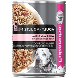 Eukanuba Ground Entree with Lamb & Rice Adult Canned Dog Foo