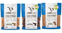Dogswell Happy Hips Dog Treats with Glucosamine & Chondroiti