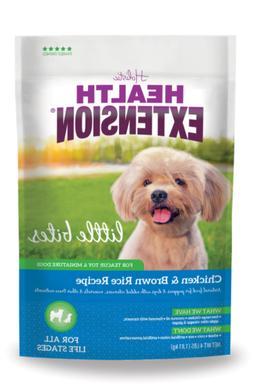 Health Extension Little Bites Chicken & Brown Rice Dry Dog F