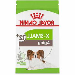 Royal Canin Size Health Nutrition X-Small Aging 12+ Dry Dog