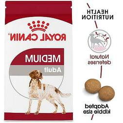 Royal Canin Size Health Nutrition Medium Adult Dry Dog Food,