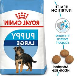 Royal Canin Size Health Nutrition Large Puppy Dry Dog Food,