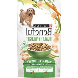 Purina Beneful Healthy Weight With Real Chicken Adult Dry Do