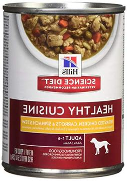 Hill'S Science Diet Adult Healthy Cuisine Wet Dog Food, Roas