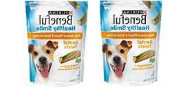 Purina Beneful Healthy Smile Dental Dog Treats Adult Small/M