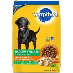 Pedigree Healthy Weight Adult Dry Dog Food Roasted Chicken &