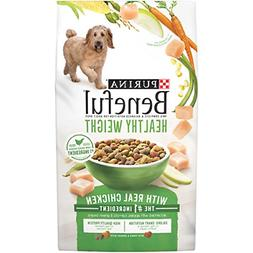 Purina Beneful Healthy Weight Dry Dog Food; Healthy Weight W