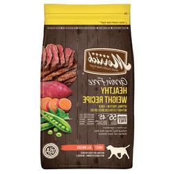 Merrick Grain-Free Real Texas Beef & Sweet Potato Recipe Dry