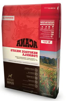 Orijen Acana Heritage Meats Dog Food, 25 lb