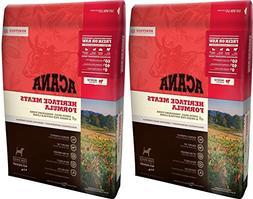 ACANA Heritage Meats Dog Food, 4.5 Pound Bag