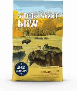 Taste of the Wild High Prairie Grain-Free Dry Dog Food, 28-l
