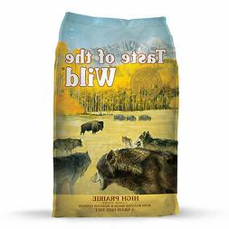 Taste of the Wild High Prairie Grain-Free Roasted Bison & Ve