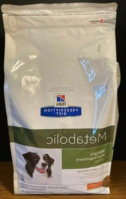 hill s canine metabolic weight management dry