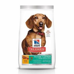 Hill's Science Diet Dog Food for Healthy Weight and Weight M