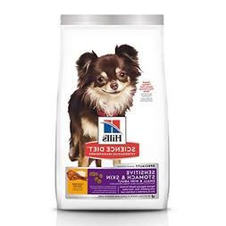 Hill's Science Diet Dry Dog Food, Adult, Small & Mini, Sensi