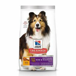 Hill's Science Diet Adult Dog Sensitive Stomach Food Chicken