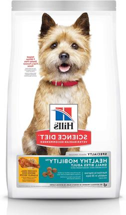 Hill's Science Diet Healthy Mobility Small Paws Senior Dog F