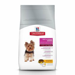 Hill's Science Diet Small & Toy Breed Adult Dog Dry Food Chi