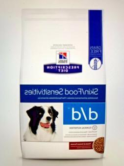 Hill's diet D/D Food Sensitivities Potato & Venison dog fo