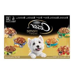 Cesar Home Delights Wet Dog Food, Variety Pack