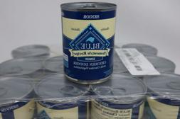 Blue Buffalo Homestyle Recipe Natural Senior Wet Dog Food, C