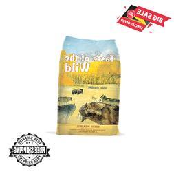 Taste_of_the_Wild High Prairie Grain-Free Dry Dog Food 28lb