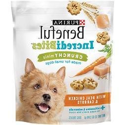Purina Beneful IncrediBites IncrediBites Crunchy Minis with
