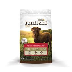 Nature's Variety Instinct Grain-Free Beef & Lamb Meal Dog Fo