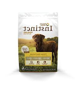Instinct Original Grain Free Chicken Meal Formula Natural Dr