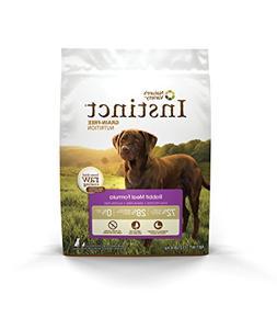 instinct grain rabbit meal formula