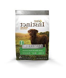 Nature's Variety Instinct Limited Ingredient Diet Grain Free