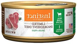 Instinct Limited Ingredient Diet Lamb Canned Dog Food Size: