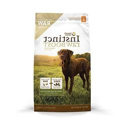 Nature's Variety Instinct Raw Boost Dry Dog Food - Venison &